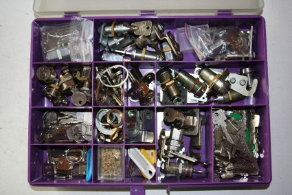 Ersatzteile der NSM Fachwerkstatt