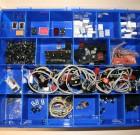 Ersatzteile unserer NSM Fachwerkstatt für Jukeboxen