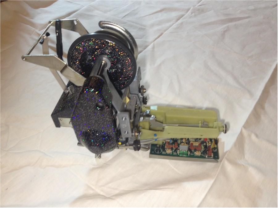 Laufwerk – Laufwagen für NSM ES-IV Technik